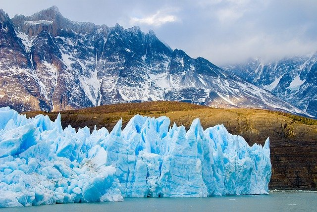 patagonia w trek glacier scenery - one for the adventure bucket list experiences