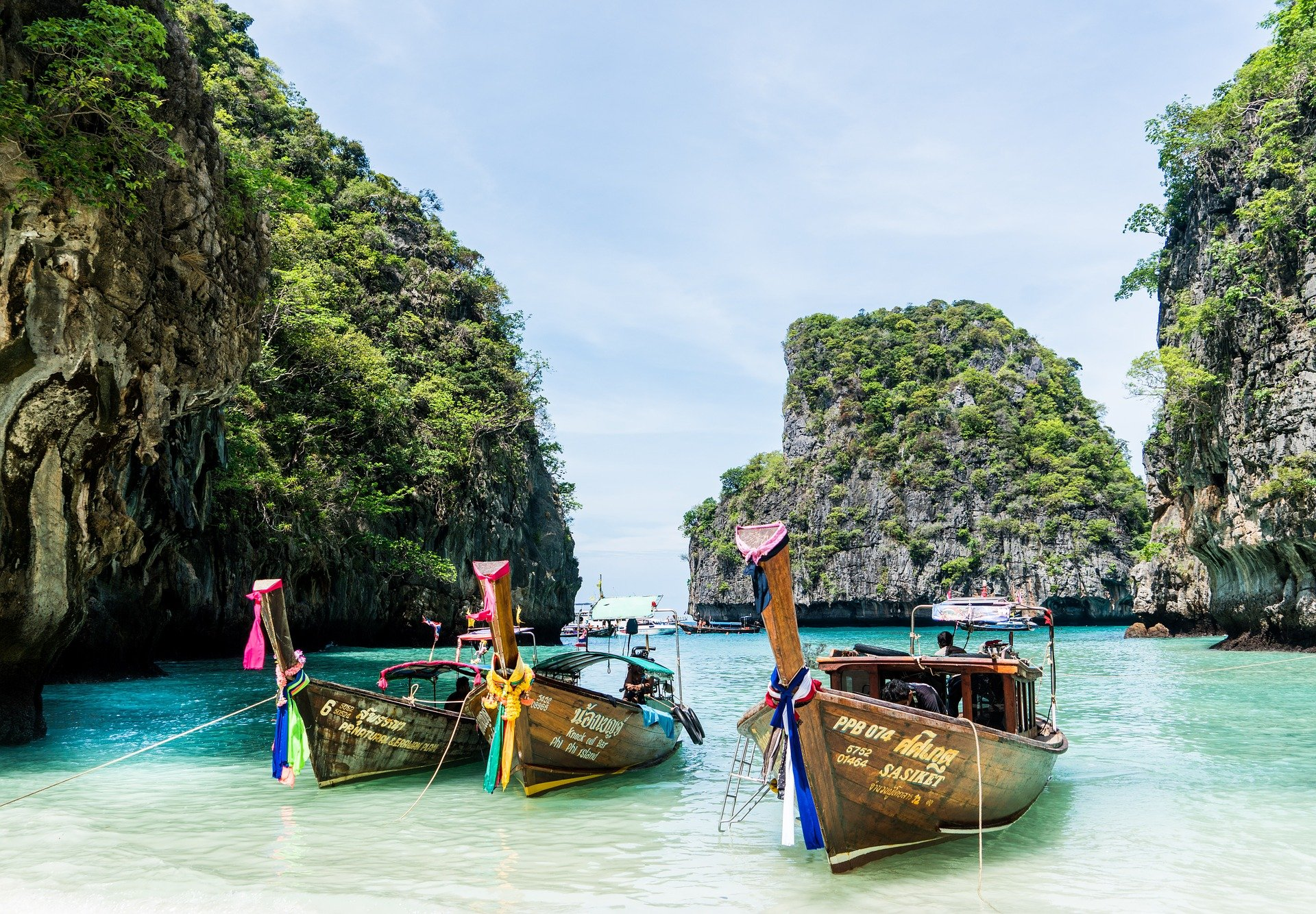 sailing around the thai islands from phuket a bucket list destination