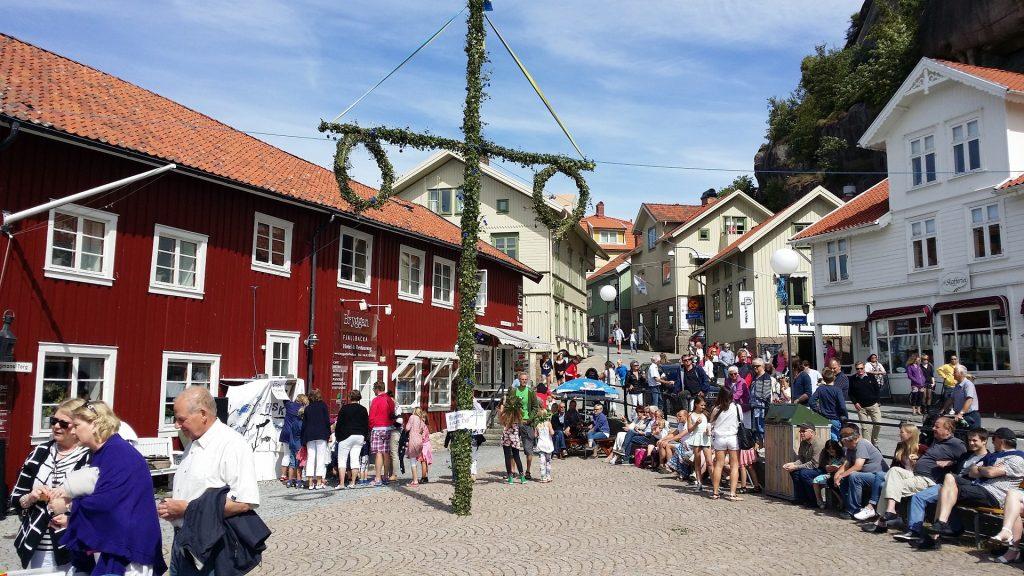 europe road trip sweden