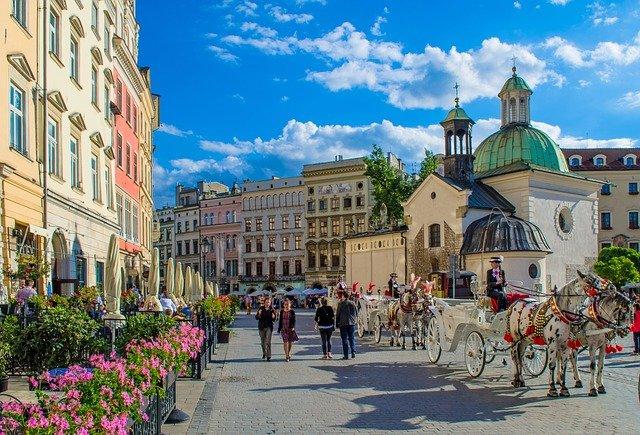 europe road trips in krakow