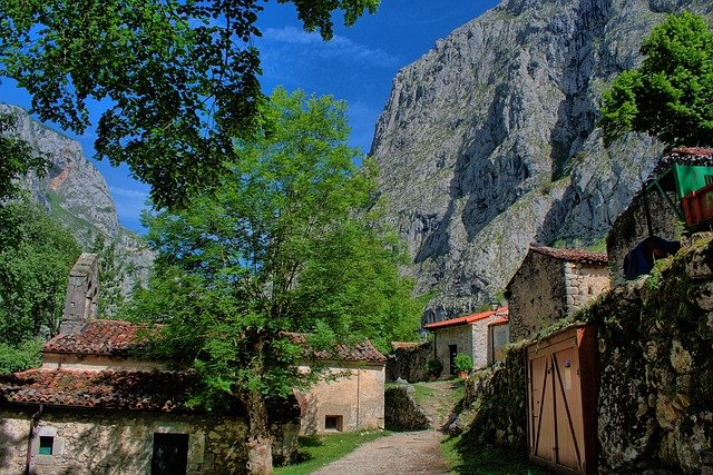 europe road trips northern spain national park