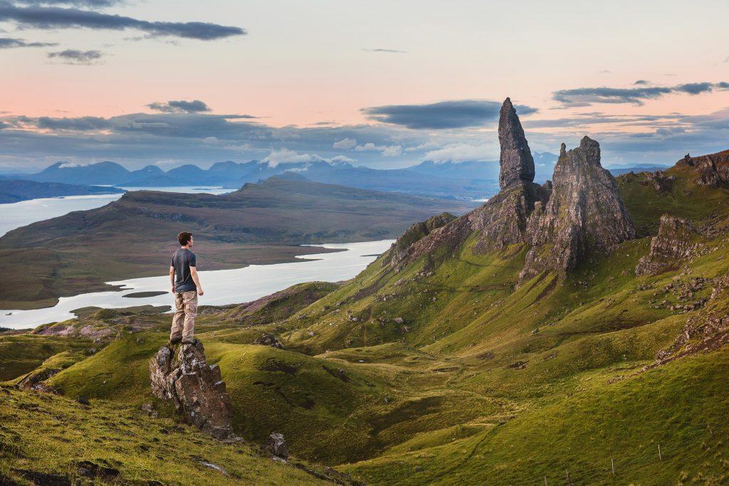 europe road trips scotland isle or skye