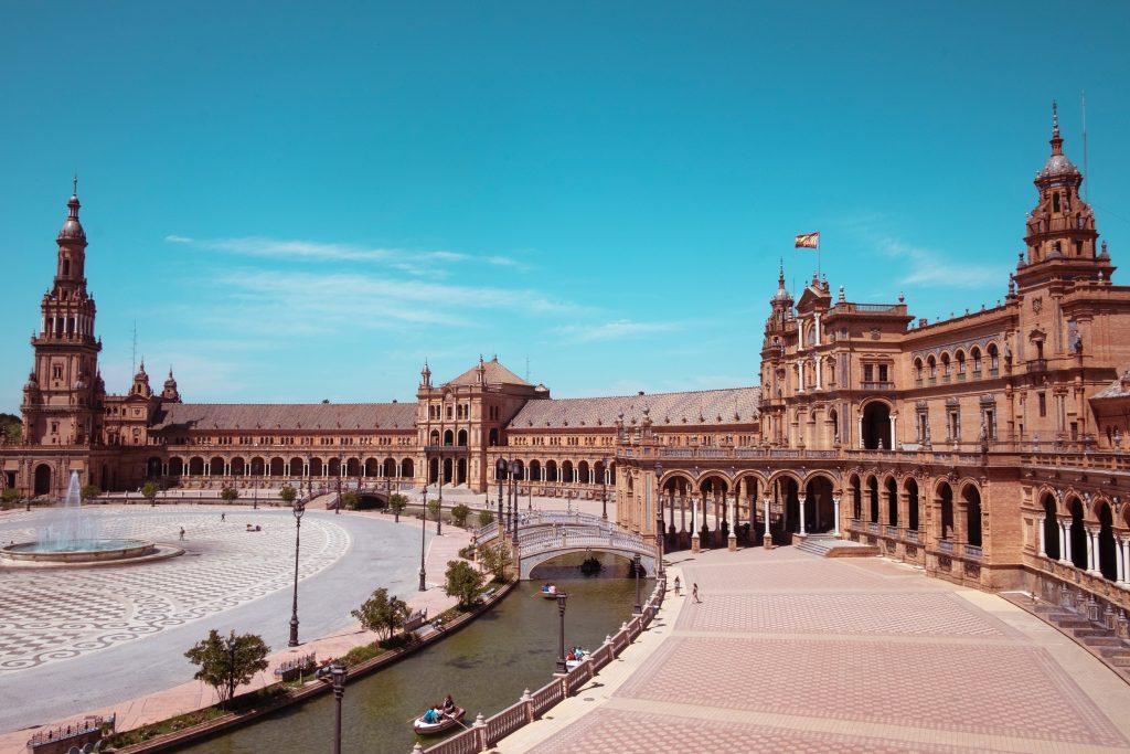 europe road trips seville spain