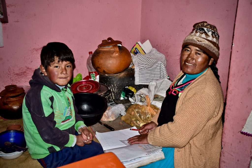 group travels for singles homestay peru