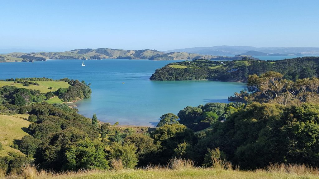New zealand 7 day north island itinerary waiheke island
