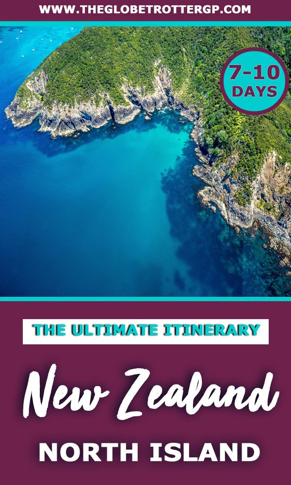 A 7 day New Zealand Itinerary for the North Island. With so many amazing things to do in New Zealand, it can be tricky to plan a new zealand road trip. Use this 1 week North island itinerary to see all of new zealand's north islands highlightds. #newzealnd #northisland #newzealandnorthisland #NZ #NZnorth