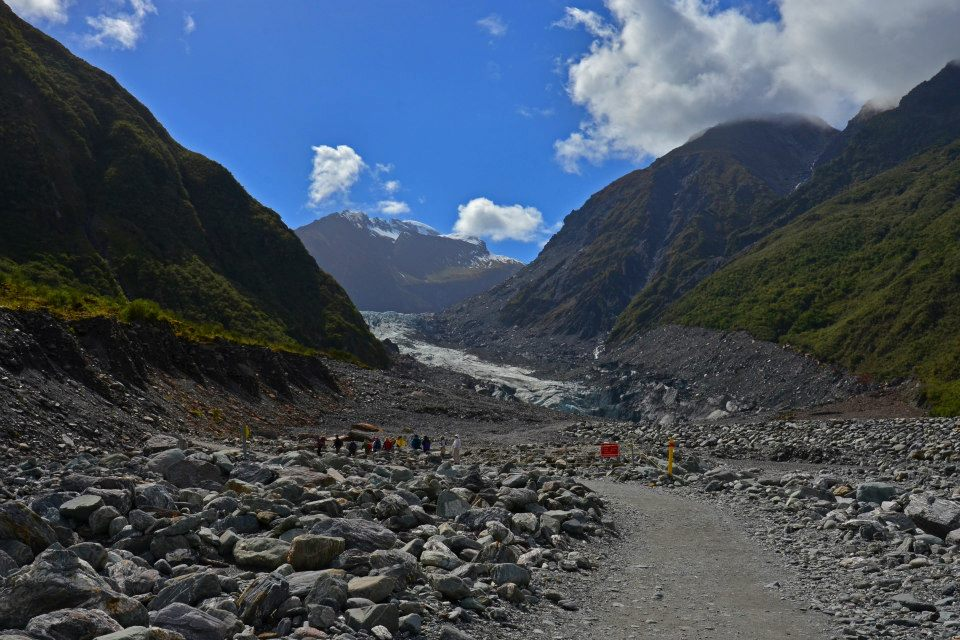 new zealand south island itinerary fox glacier