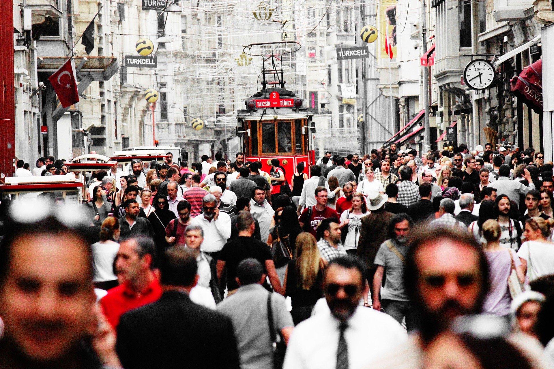 over tourism crowds