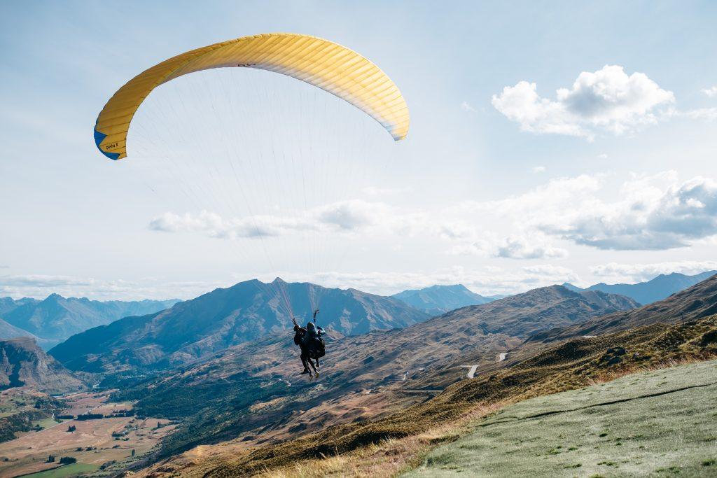 new zealand 7 day itinerary skydiving