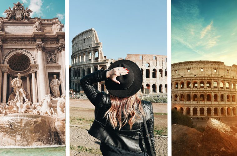 visiting rome in winter