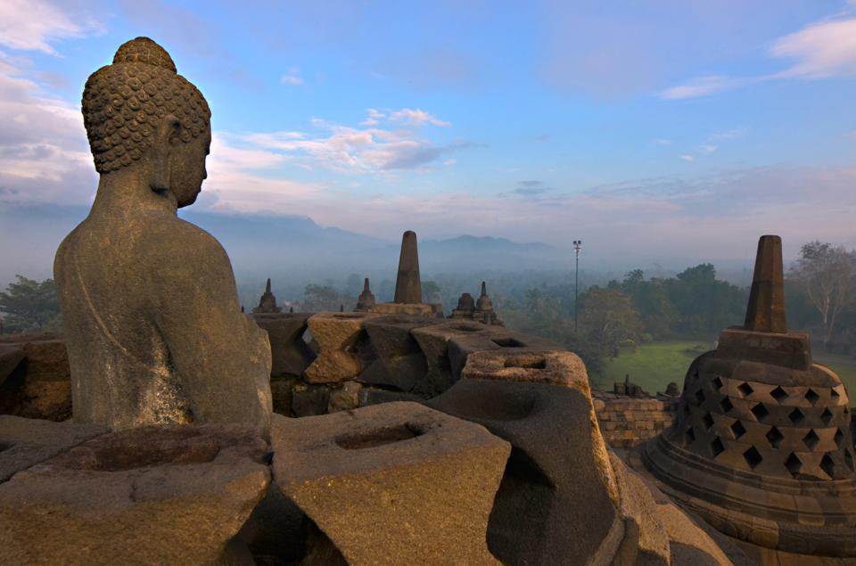 Indonesia Itinerary borobudur temple java