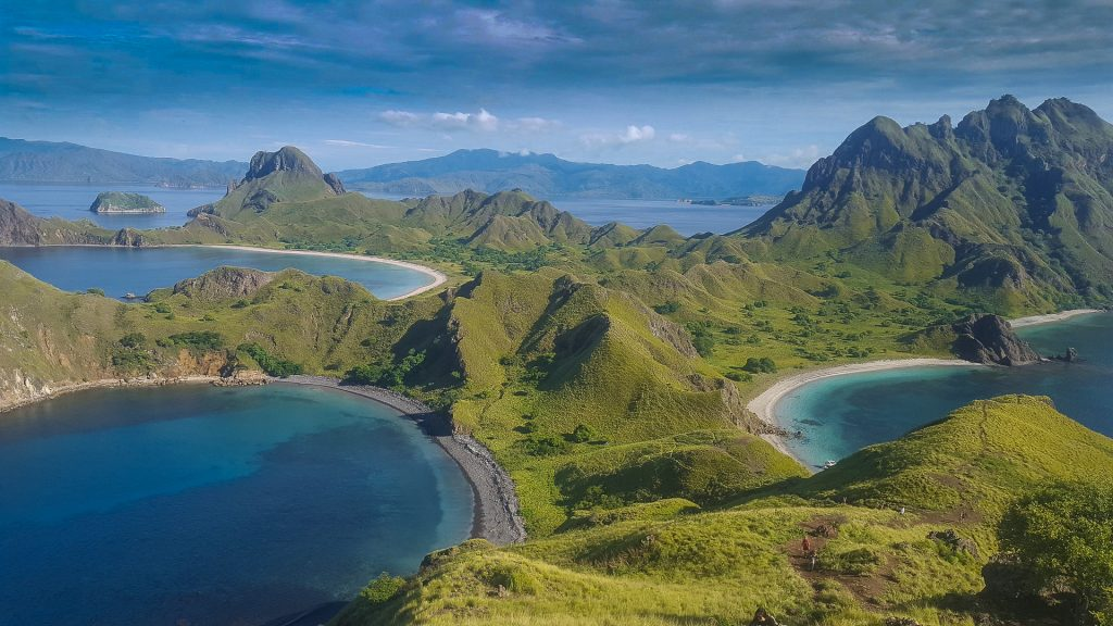 indonesia itinerary padar island