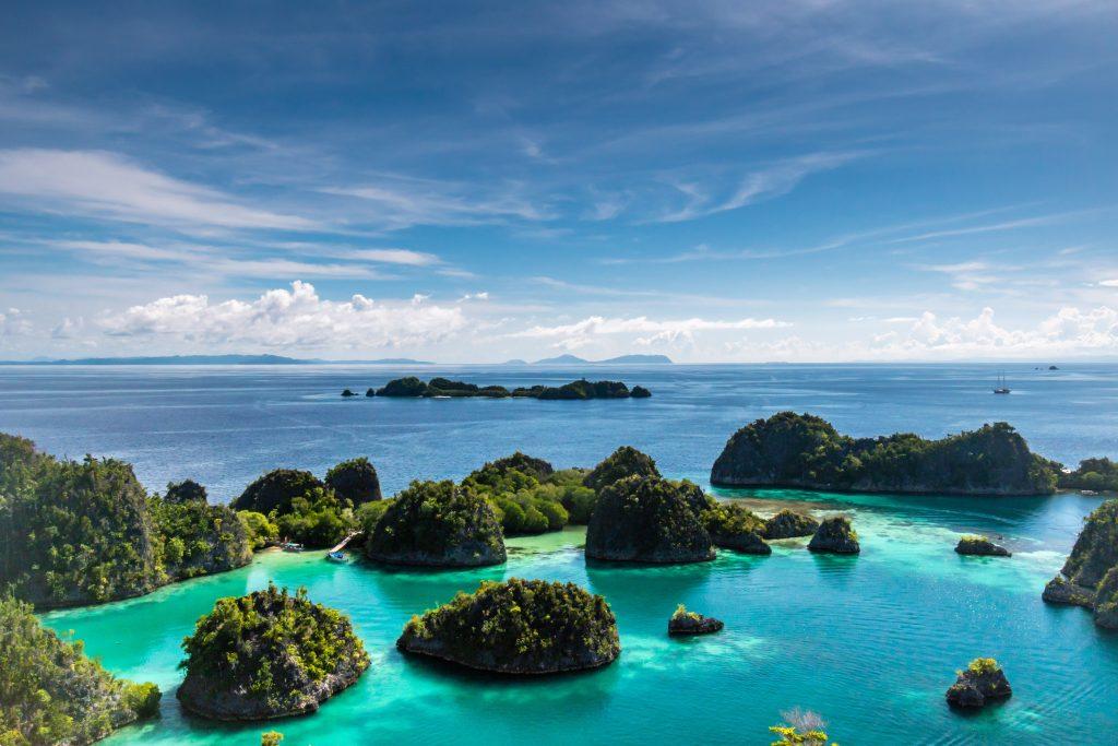 indonesia itinerary raja ampat