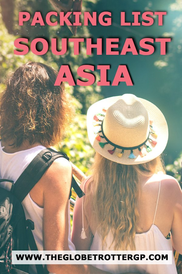 A detailed southeast asia packing list for women and men. evrything you need to pa ck for southeast asia and what to wear in countries like thailand, indonesia and vietnam. Use this to help plan your south east asia travel