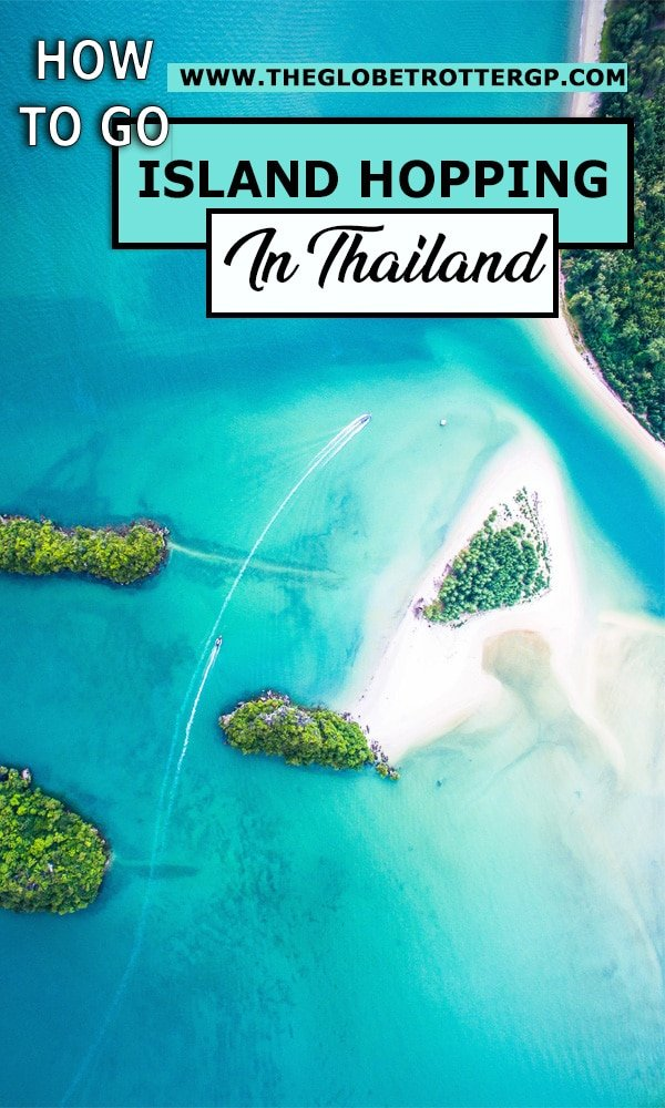 Thailand island hopping from Phuket - how to see the best islands in Thailand. By taking a sailing trip around Thailand you will get to see the best beaches in Thailand as well as enjoy activities like swimming, kayaking, snorkelling and diving in Thailand. Everything you need to know about visiting Thailand's best islands #thailand #sailing holidays