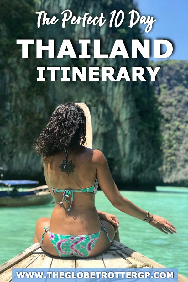 Need some thailand travel inspiration? This 10 day Thailand Itinerary will help you plan the perfect Thailand trip. Find out about the best places to visit in Thailand and southeast Asia.| Things to do in Thailand | Places to visit in Thaialnd | Where to go in Thailand | Beaches in Thailand | Islands in Thailand | Chiang Mai | Bangkok #thailanditinerary