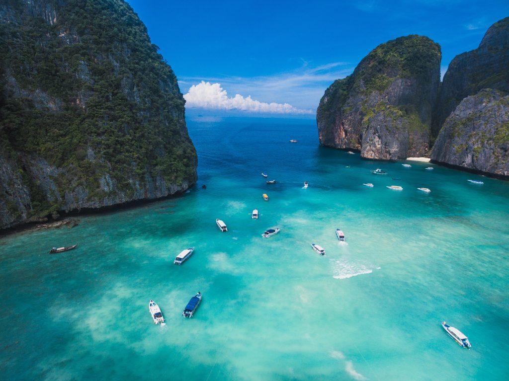 thailand maya bay no longer open to tourists