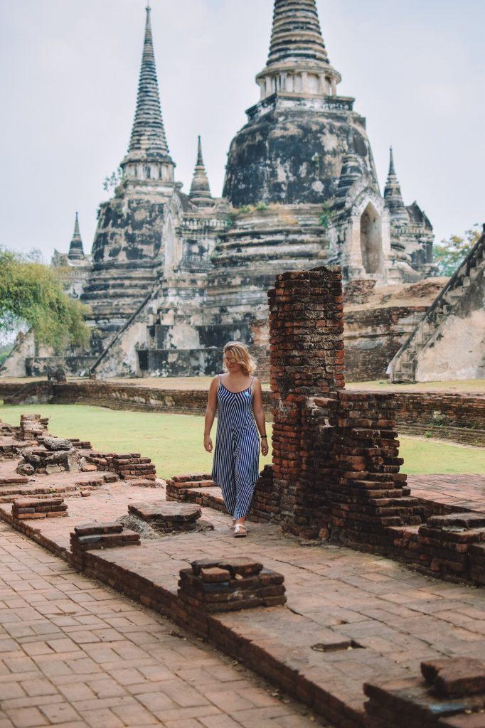 Ayutthaya Wat Phra Sri Sanphet