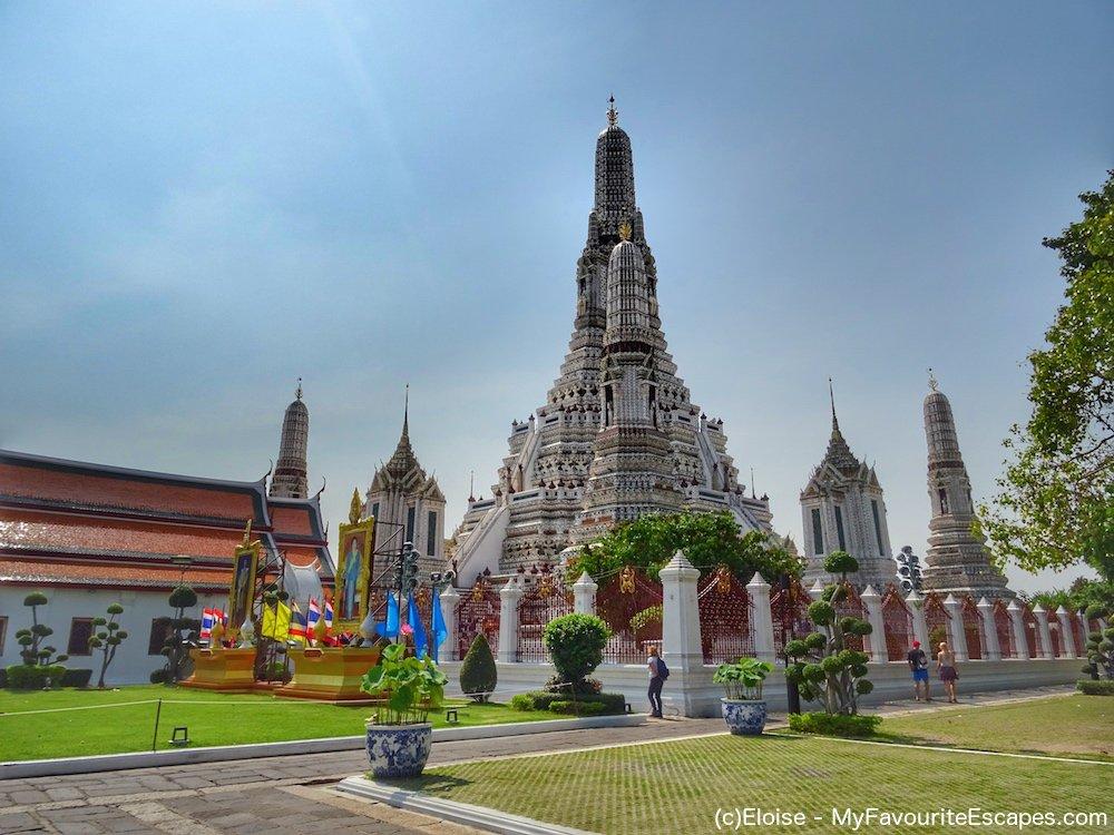 Wat Arun Bangkok Temple (c)MyFavouriteEscapes