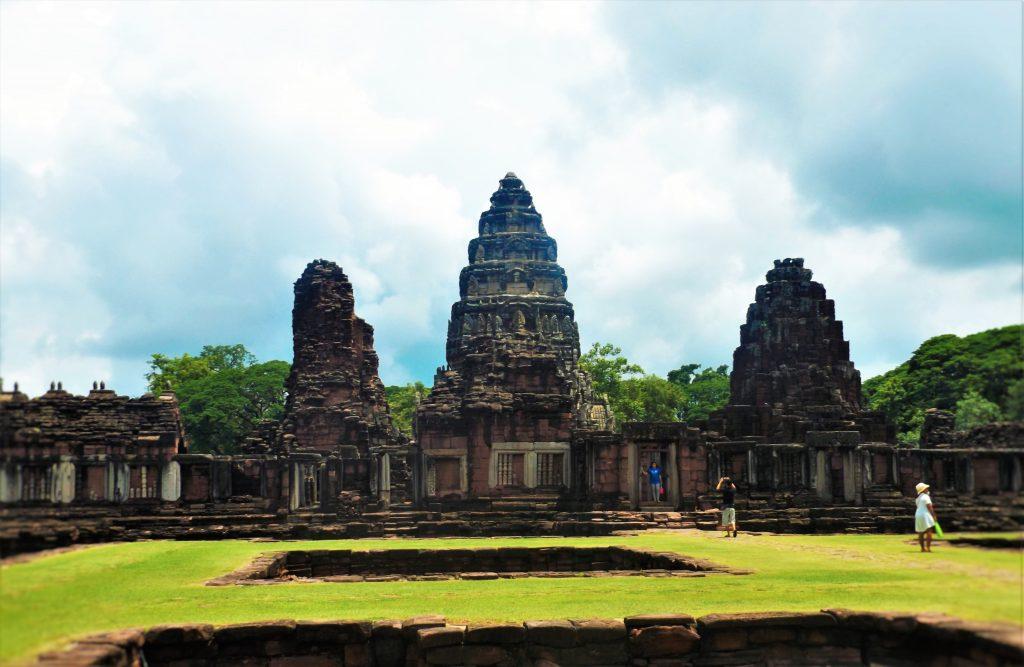 phimai temple thailand