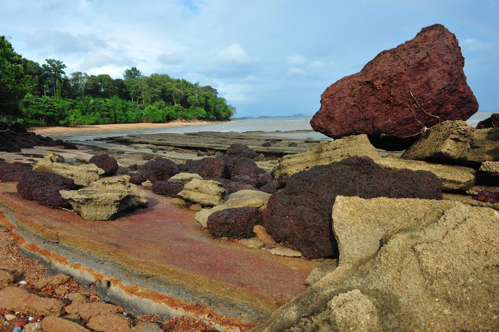 Ao Nam Mao beach thailand