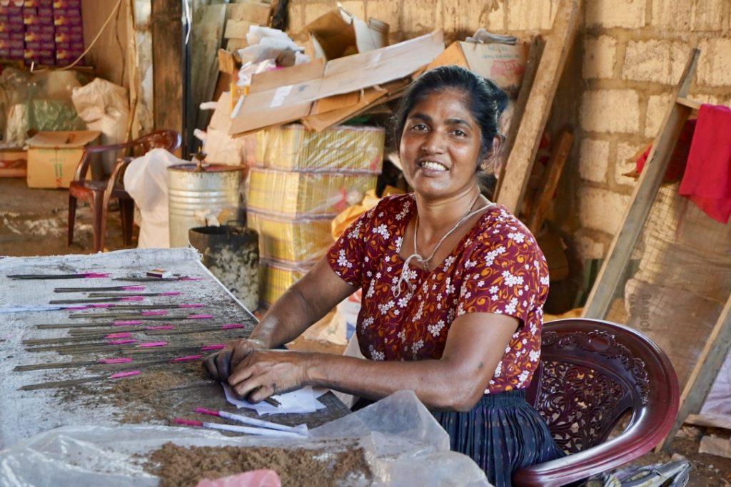 incense stick maker in sri lanka
