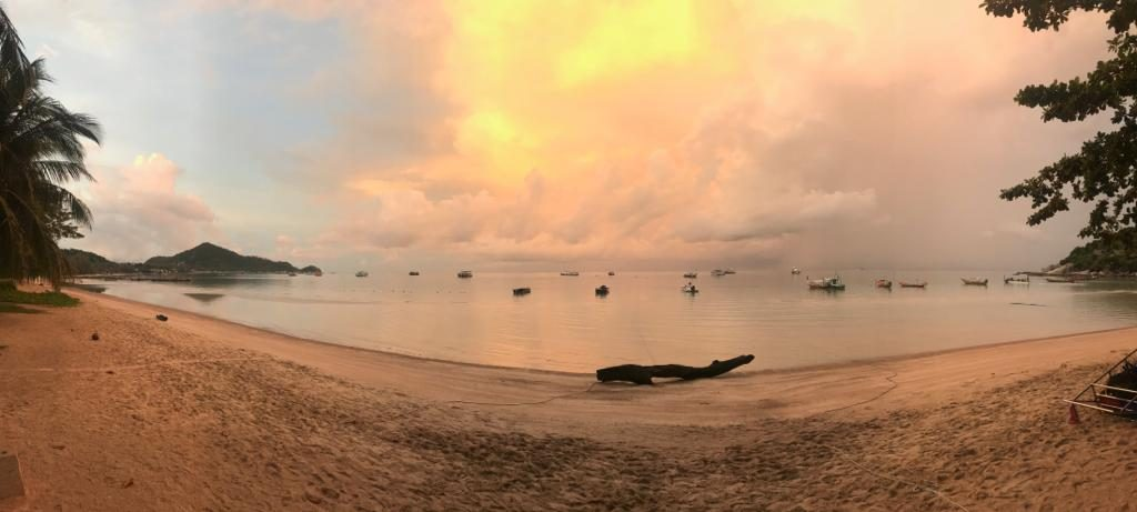 Koh Tao, thailand beach