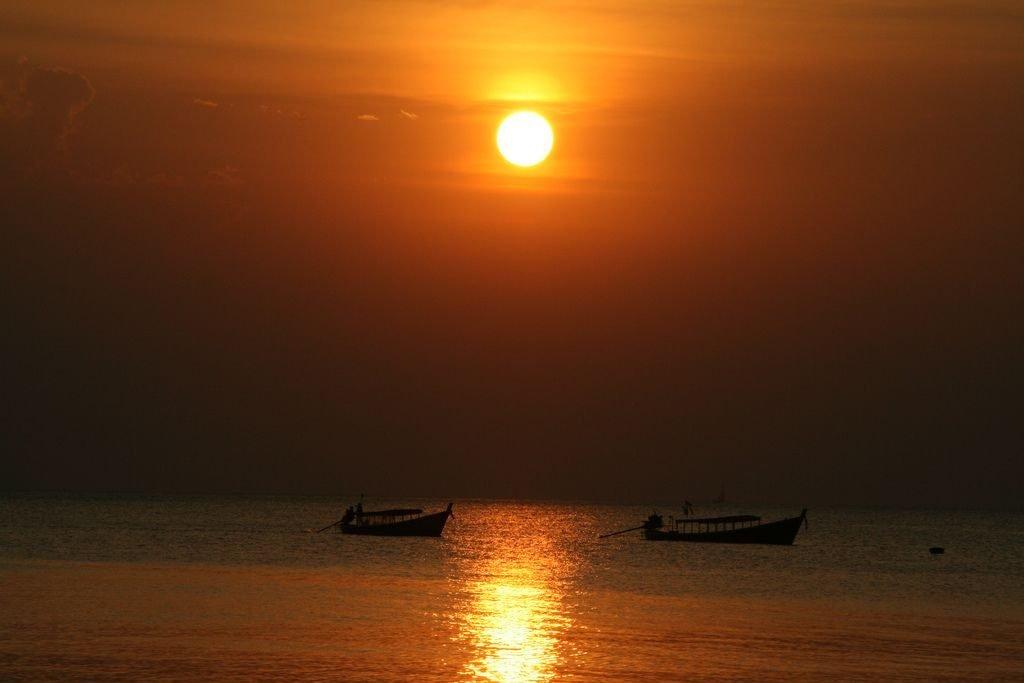 Sunset on Ko Chang