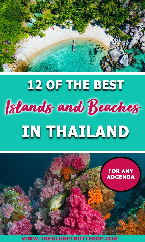 If you are visiting Thailand you will no doubt be planning to visit some of Thailand beaches and may be wondering which are the best islands in Thailand for relaxing, partying, diving, snorkelling, rock climbing or to take a family. Here are 12 of the best Thailand islands for all those things, perfect to add to your backpacking Thailand itinerary