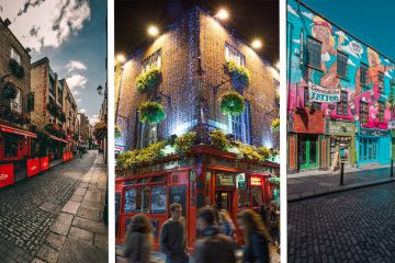 2 days in dublin - a weekend dublin itinerary