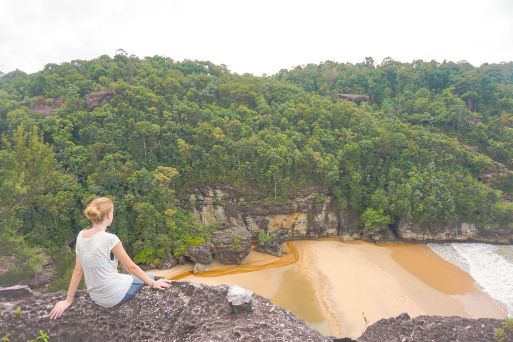 Bako National Park in sarawak borneo