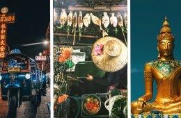 bangkok itinerary 4 days