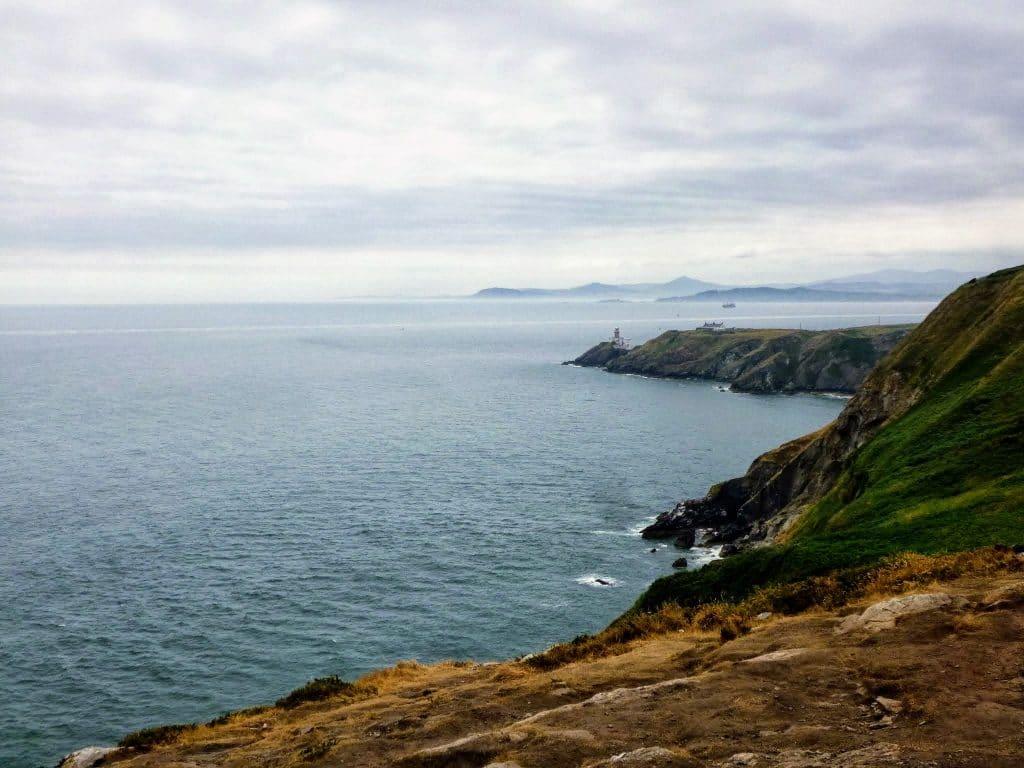 dublin coastal walk - a great thing to do in dublin in 2 days