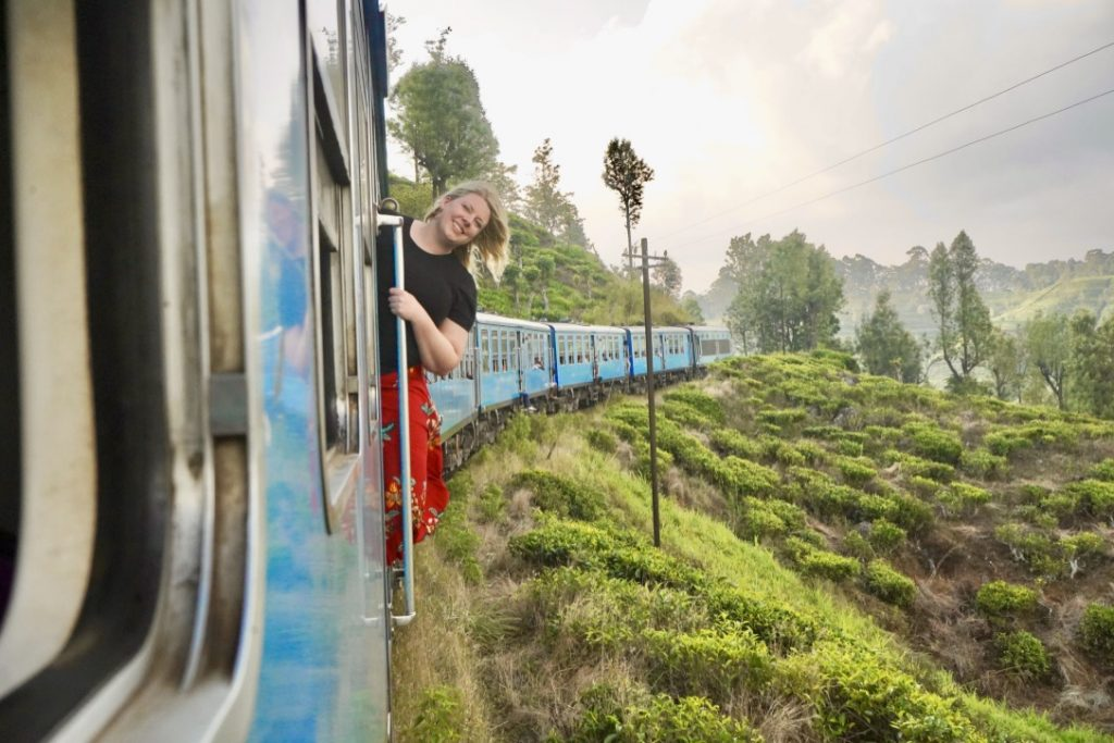 taking the kandy to ella train is a must do in sri lanka