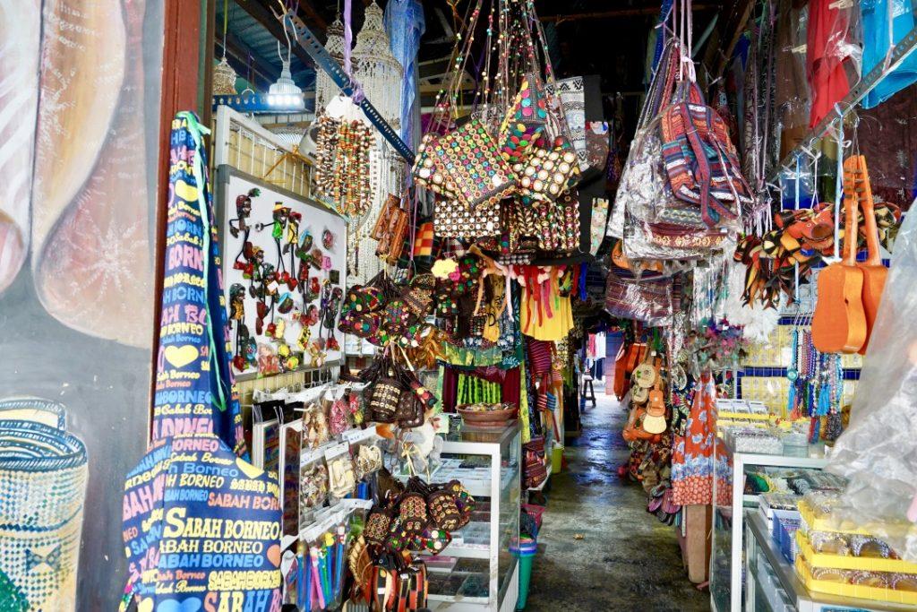 kota kinabalu markets