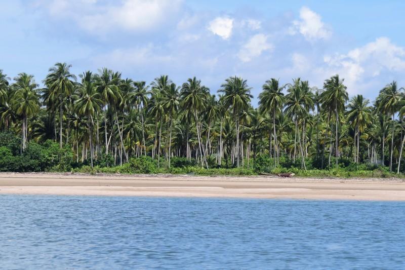 Satang Island beach