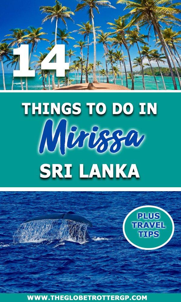 14 amazing things to do in mirissa sri lanka