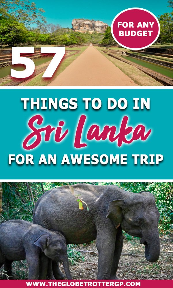 The very best things to do in sri lanka - 57 fun activities in Sri Lanka and sri lanka highlights to make your trip in sri lanka totally awesome