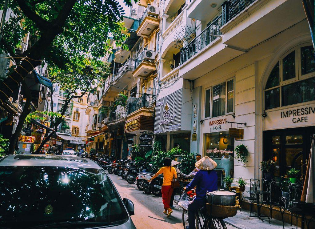 vietnam hanoi city