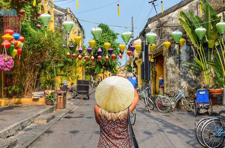 vietnam hoi an in the day