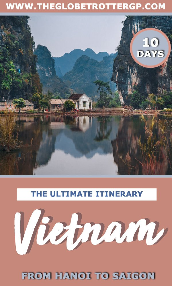 10 day vietnam itinerary with the best things to do in vietnam
