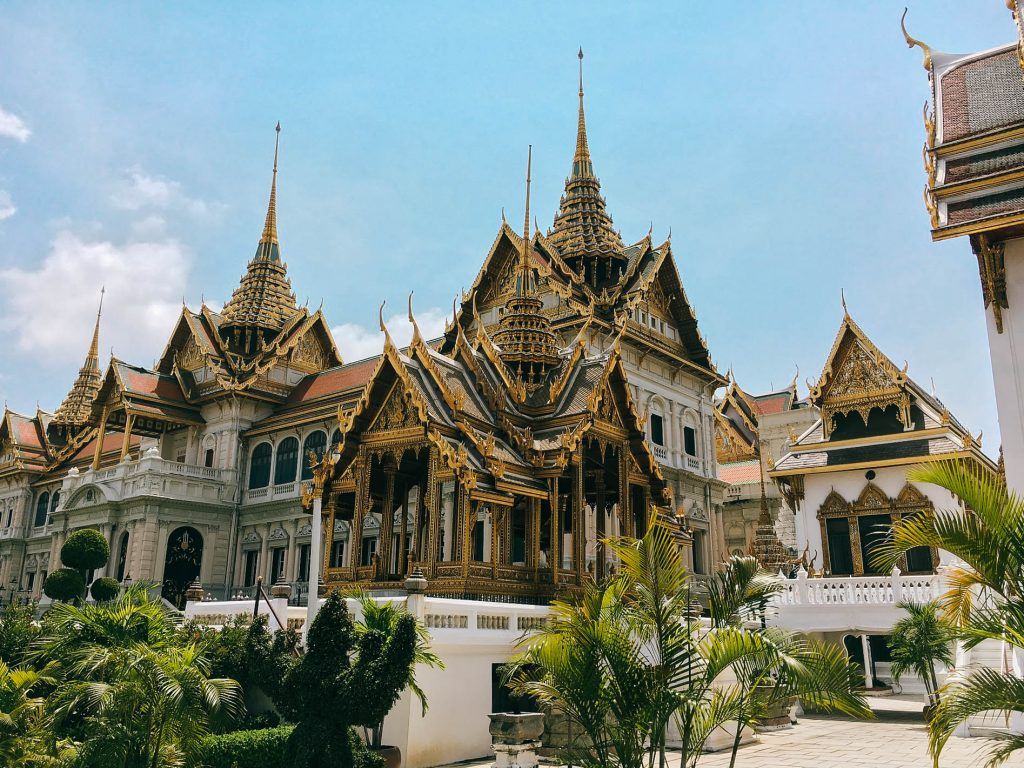 Grand Palace - what to do in bangkok for 4 days