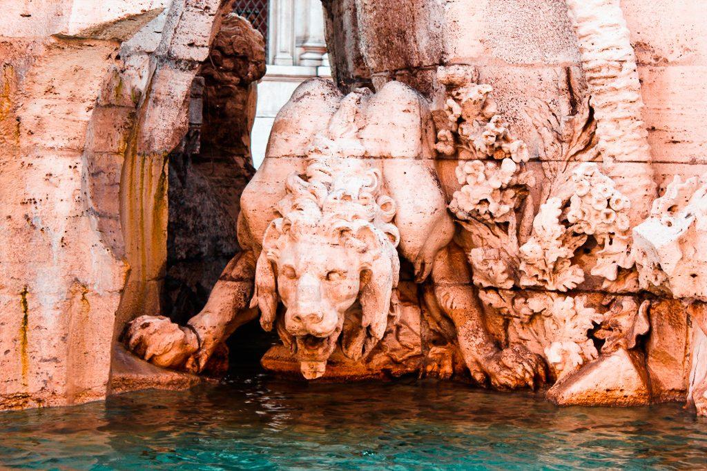 Four Rivers Fountain Rome