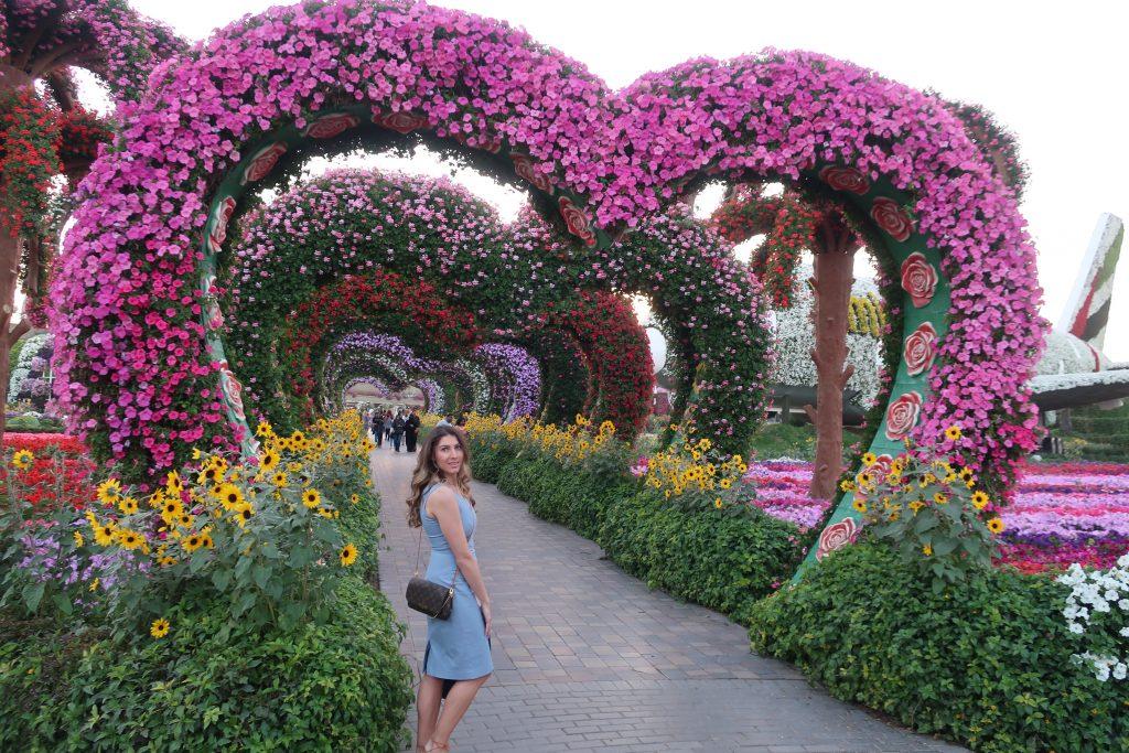flower garden dubai