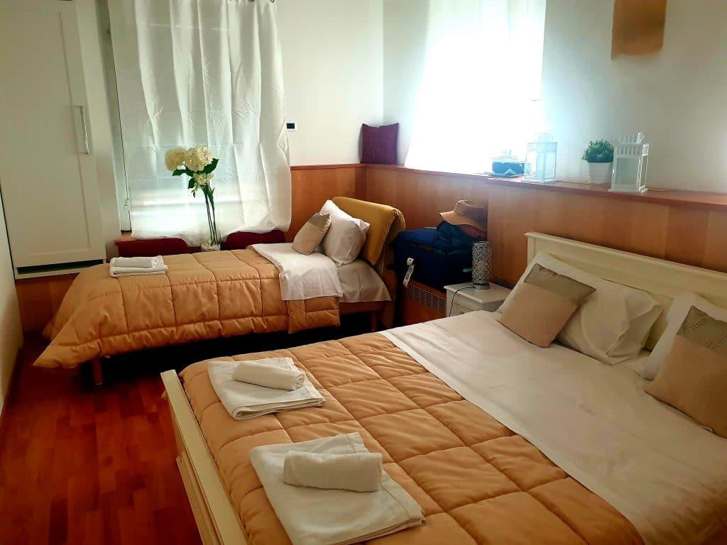trento accommodation