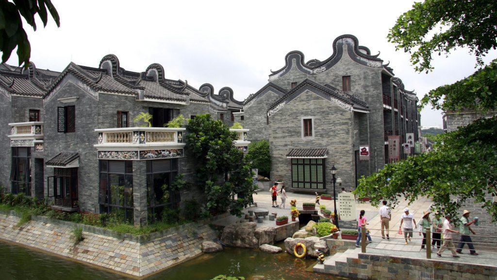Lingnan Impression guangzhou