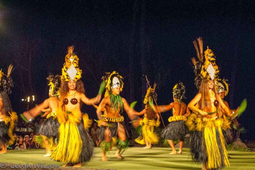 Maui Luau hawaii feast and dance show