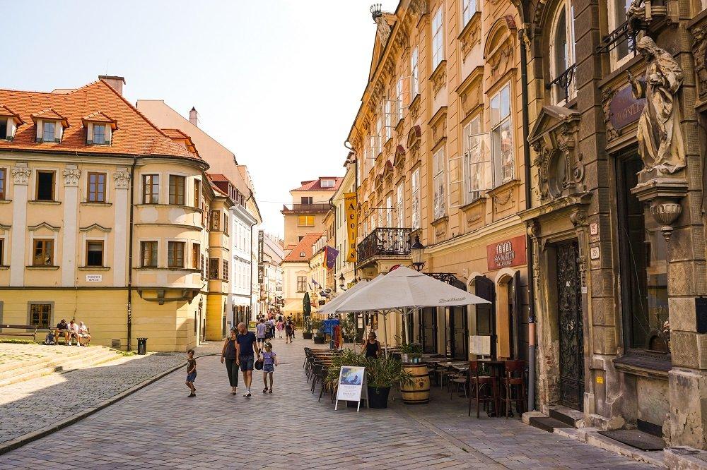 bratislava town