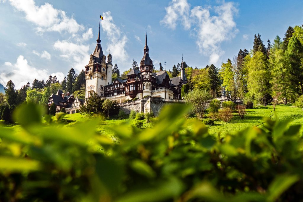 castle in romania one of europes cheapest countries