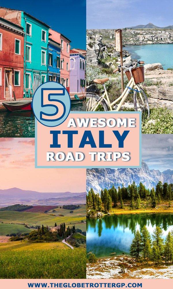 italy road trip ideas - travel inspiration